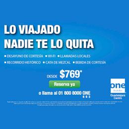 ONE Guadalajara