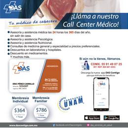 Das Servicios de salud