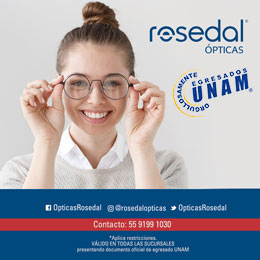 Rosedal opticas