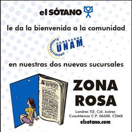 Librerias el Sotano